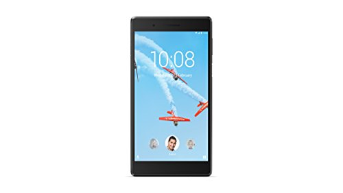 Lenovo Tab 7 Tablet (6.98 inch, 16GB, Wi-Fi + 4G LTE, Voice Calling) Black