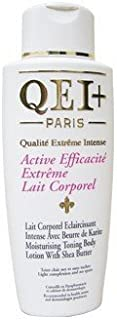 Active Harmonie Reparateur body lotion with carrot oil by QEI PARIS