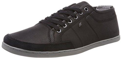 Boxfresh Herren Sparko Sneaker, Schwarz (Black Blk), 45 EU