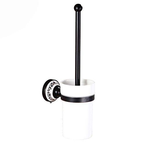PYROJEWEL El diseño con Estilo Moderno - Cobre Escobillero WC Taza de baño WC WC Limpieza portaescobillas