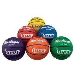 MacGregor Lil' Champ Indoor/Outdoor Basketball (S