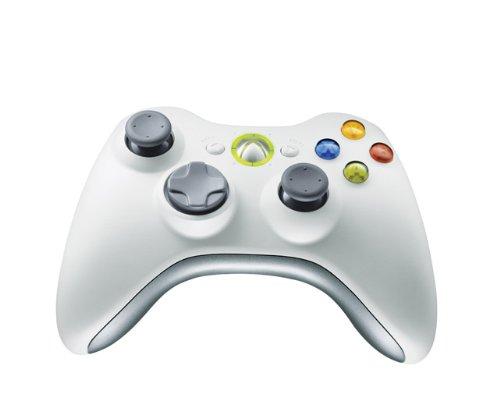 Xbox 360 Wireless Controller Für Windows Weiss Games