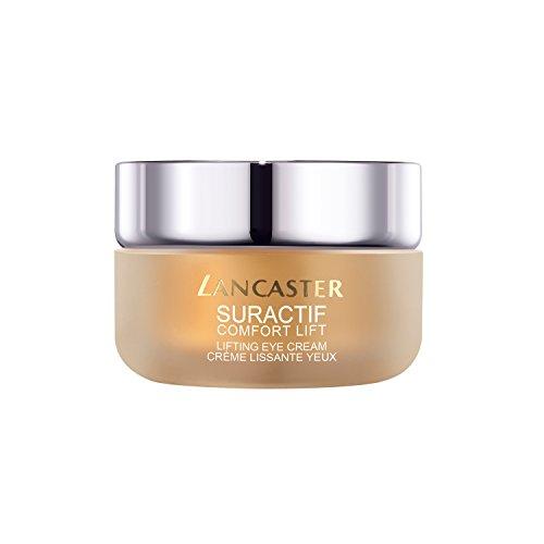 LANCASTER Suractif Comfort Lift Lifting Eye Cream, Anti Aging Augen-Creme, reduziert Schwellungen und Augenringe, 15 ml