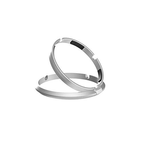 SweetWU Soporte plegable de metal para iPhone 12 USB C - Cargador inalámbrico Magsafe