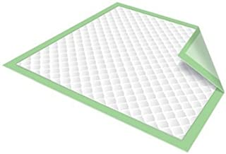 Chux Disposable Underpads by Healthline, Disposable Waterproof Absorbent Incontinence Bed Pads for Adults, Elderly, Pets, ...