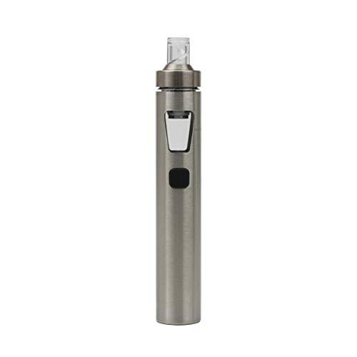Joyetech eGo Aio Kit mit 2,0 ml Kapazität, 1500 mAh Batterie, Anti-Leaking-Struktur und Kindersicherung All-in-One-Style-Kit-Silber