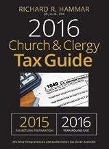 2016 Church & Clergy Tax Guide