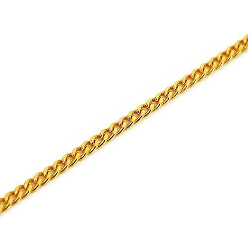 K24 純金 喜平 2面カット 10g 50cm ネックレス 引き輪式 造幣局検定付き