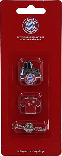 FC Bayern München Pin 3er Set