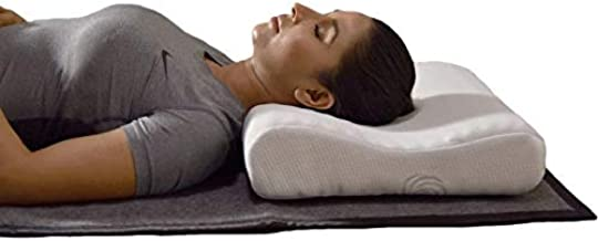 Ozoy Memory Foam Cervical Contour Medical Pillow for Sleeping Orthopedic Pillows for Neck Back Pain