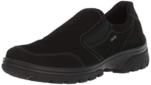 ARA Women's Shanaya Rain Shoe, Black Velour-Hydro, 6 Medium UK (8.5 US)