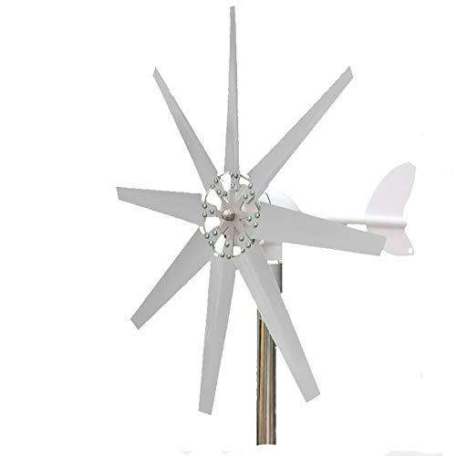 8000W Wind Turbines Generator Wind Generator, with Charge Controller Windmill Energy Turbines Wind Turbine Energy Generators,12v