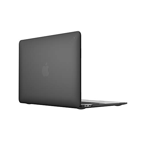 Speck Smartshell Hardshell Scratch Resistant Protective Case Cover for Apple Macbook Air 13 Inch - Black