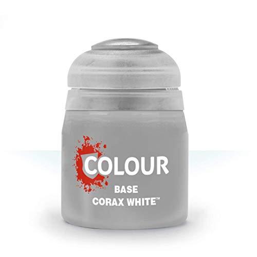 21-52 シタデルカラー BASE: CORAX WHITE (12ML)