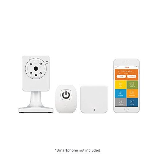 Home8 ActionView GarageShield Garage Door Control Relay System, Monitors/Controls Garage Door from...