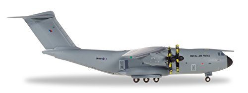 herpa 529969 - Fahrzeug, Royal Air Force Airbus A400M Atlas, No LXX Squadron