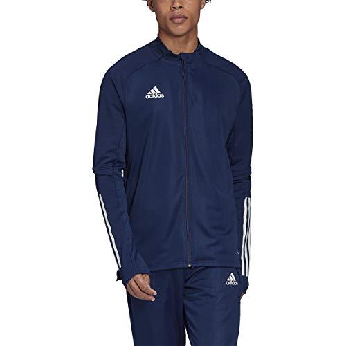 adidas Originals Con20 Tr JKT Trainingsjacke, Herren, Sweatjacke, Con20 Tr JKT, Team Navy Blue, Small