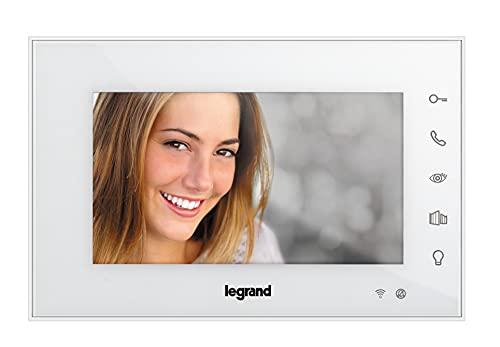 Monitor de vídeo conectado 369425, pantalla Wifi de 7...