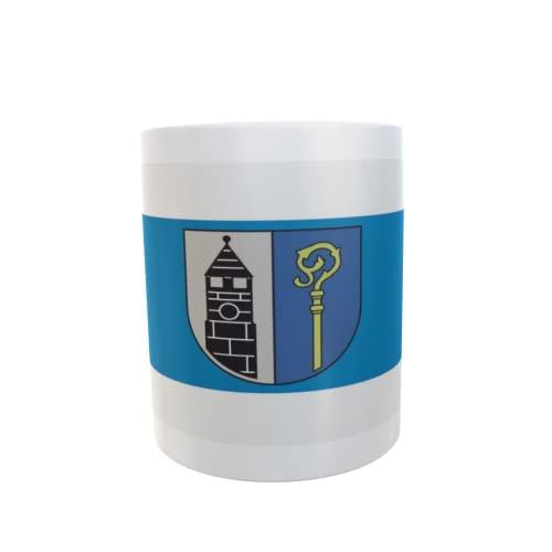 U24 Tasse Kaffeebecher Mug Cup Flagge Pulheim