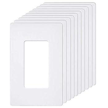 Best screwless blank wall plate Reviews