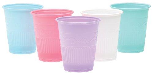 DEFEND Dental Patient Drinking Cups, Disposable, 1000 Per Case! 5 oz, BLUE