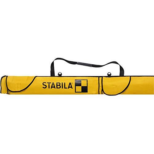 STABILA LCC Waterpas-combitas - meerdere vakken voor transport en opslag 6 waterpassen tot 200 cm. 207 cm geel
