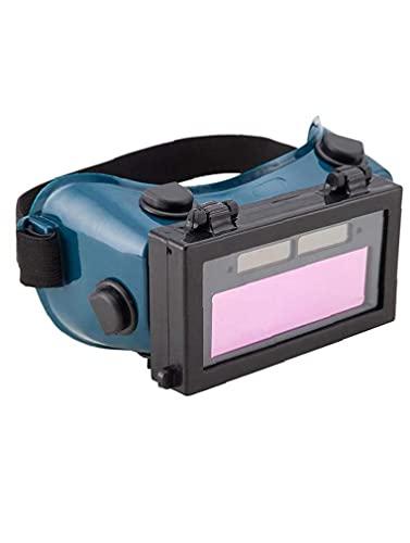 MaylFre Gafas de Soldadura AUTER AUTOMÓVIL Autor Power Powered LCD PROTECCIÓN DE Ojos Equipos DE GRAMES DE LOS Equipos para DIY Y Handicraft Home