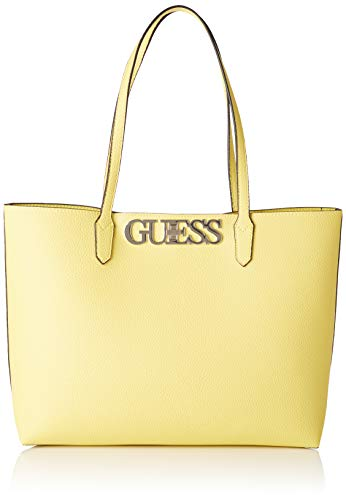 GuessUptown Chic Barcelona ToteDamenGelb (Yellow)13x29x42 Centimeters (W x H x L)