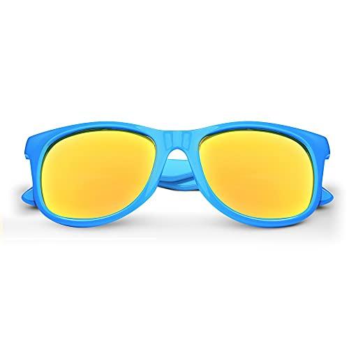 Gafas De Sol para Niños, Un Par De Gafas De Sol para Hombre Y Mujer, Una Variedad De Colores Disponibles, Gafas De Sol Polarizadas para Hombre Y Mujer, Gafas De Sol De Protección para Mujer