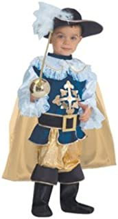 Deluxe Musketeer Children's Costume Set By Dress Up America