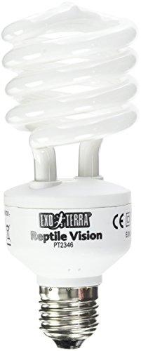 EXO TERRABombilla Bajo Consumo Reptile Vision Spectrum, 25 W