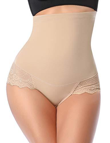 Damen Neu Miederhose Panty Mieder Po Taillenformer Bauchweg Shapewear Lift Short