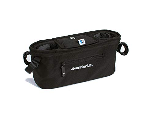 Bumbleride Parent Pack, Black, One Size