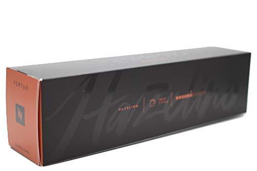 Nespresso Vertuo Hazelino 230ml - Stärke 6/11 - 50 Kapseln / 5 Stangen