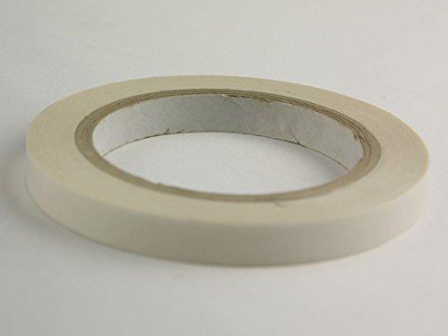 Pack 250 Double face adhésif de montage carrés blanc taille 17 mm x12mm