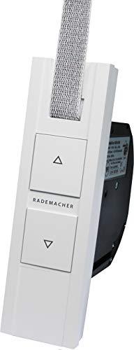 RolloTron Base DuoFern | Enrollador de correa eléctrico para persiana |Compatible con Alexa