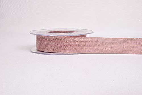 Furlanis geweven tape, 25 mm x 20 m, kleur .31, rood