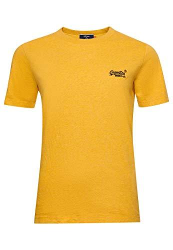 Superdry Womens W1010519A T-Shirt, Utah Peach Marl, M