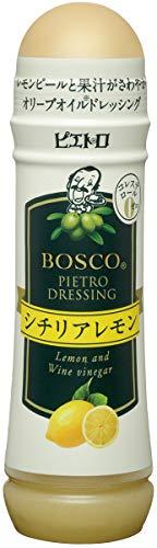 ピエトロ『ピエトロドレッシング「BOSCO」シチリアレモン』
