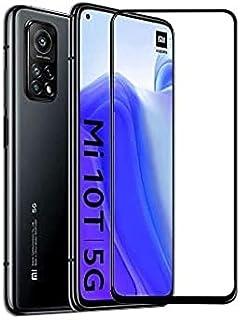 شاومى مى 10 تى / مى 10 تى برو (Xiaomi Mi10T / Mi 10T Pro 5G) اسكرينه حمايه مقاومه للصدمات - اسود
