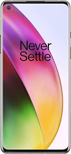 OnePlus 8 IN2010 128GB 8GB GSM Unlocked (Interstellar Glow) (Renewed)