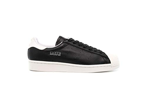 adidas Superstar Pure, Sneaker. Uomo, Nero (Core Black Cloud White Carbon), 45 1/3 EU