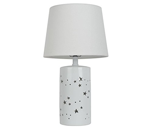 2-in-1- Starry Table White (Includes Light Bulb) - Pillowfort™