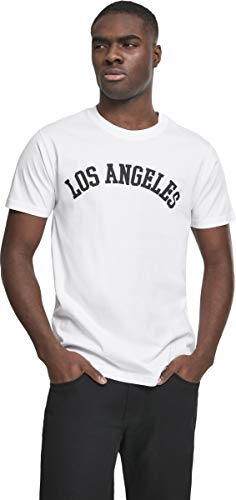 Mister Tee Los Angeles Tee, T-Shirt Men's, White, L
