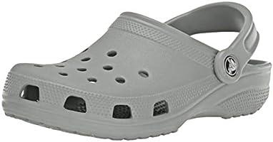 Crocs Classic U Unisex Adulto Zuecos, Gris (Light Grey), 48/49 EU