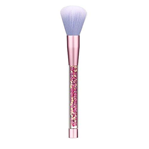 BOLANQ 1 StüCke Pro Weiche Kontur Gesichtspuder Foundation Blush Brush Make-Up Kosmetisches Werkzeug