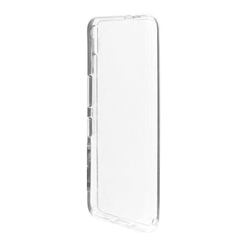 ラスタバナナ Android One S4/DIGNO J ケース/カバー ソフト TPU 1.2mm クリア アンドロイド ワン S4 スマホケース 3867AOS4