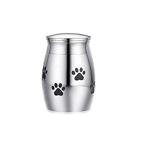 PANYUE Mini urnas, soporte para cenizas de mascotas, urnas de recuerdo de cremación para cenizas humanas/mascotas