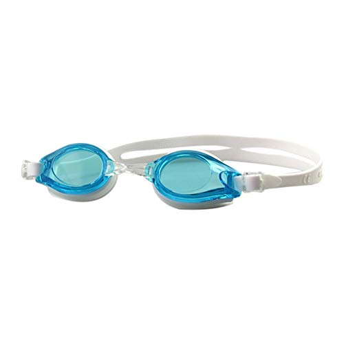 LMSDALAO Occhialini da nuoto da uomo e donna anti-appannamento professionale in silicone impermeabile Arena Pool Swim Eyewear adulti nuoto occhiali C, G