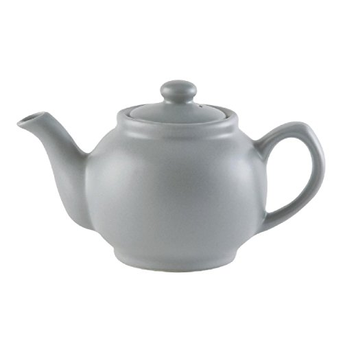 Price & Kensington 6 Cup Teapot, Matt Grey